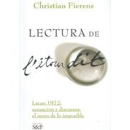 Lectura De  L'etourdit Christian Fierens (s&p)