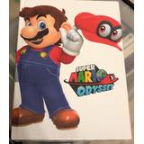 Super Mario Odyssey Guide Book Nintendo