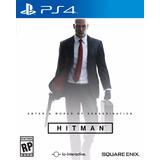 Hitman The Complete First Season Ps4 Digital Español Gcp