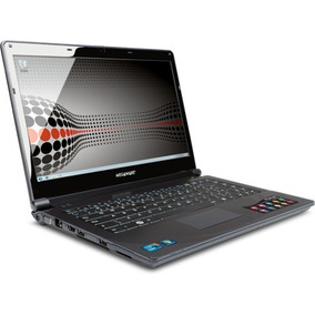 Notebook Usado Megaware Cel 1.10ghz 160gb 2gb Wifi Win7