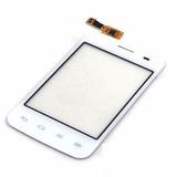 Tela Celular Touch Screen Lg Optimus E435 L3 Branco Original