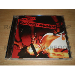 Duran Duran Red Carpet Massacre (cd) (arg) Promo Consultar
