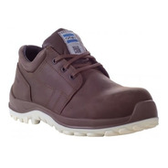 Zapato De Seguidad Ombu Cobalto