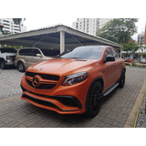 Mercedes Benz Amg Gle 63 4matic 2017