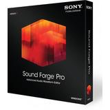 Sony Sound Forge 11 Para Windows + Suporte Na Instalação