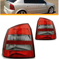2 Lanterna Astra Hatch 2003 2004 2005 2006 A 2012 Fume (par)