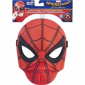 Brinquedo Máscara Retrátil Homem Aranha Spider Man B9694