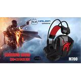 Audifono Gamer Pc Halion M700 Solo Usb Tda. Surco - Wilson