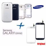 Kit Carcaça Completa + Tela Touch Samsung Grand Duos I9082