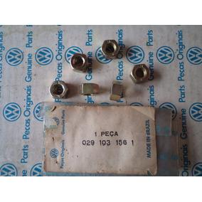 Porca Fixacao Flange Bloco Motor Gol Voiage Cht Original Vw