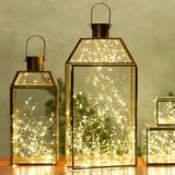 Guia De Mini Luces Led X 20 Decoración Navidad