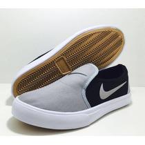 Tenis Sapatilha Iate Casual Nike Duas Cores Unissex-1