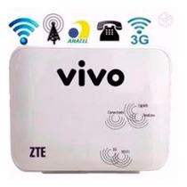 Modem Roteador 3g Wifi Vivo Box Zte Mf23 Original Lacrado