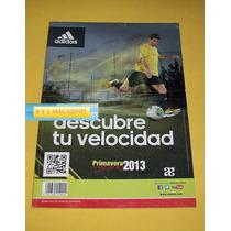 Lionel Messi Revista Catalogo Andrea 2013 Lio Messi Ronaldo