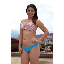 Traje De Baño Para Dama Con Ballena T: Xl Playa Iguanas
