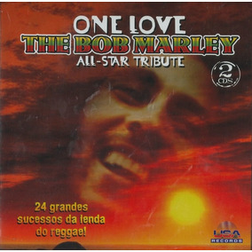 Cd - One Love The Bob Marley All-star Tribute - Duplo