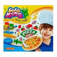 Juego De Masa Pizza Party Con Accesorios Duravit Mijalshop