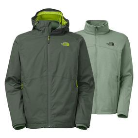 Chaqueta Hombre Arrowood Triclimate Jacket Eyq - North Face