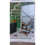 Escada Caracol Quadrada So No Rj.capital
