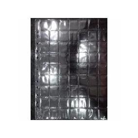 Folha Plástico Moedas 63 Divisões Com Abas Furação Universal