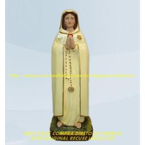 Estatua Nossa Senhora Rosa Mistica Linda Imagem 20cm Ml