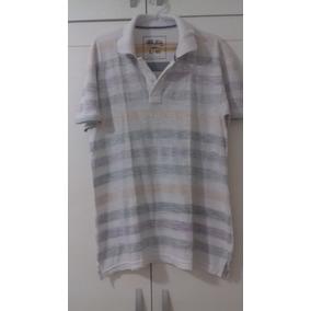 Camisa Polo Da Marca Zara Homem