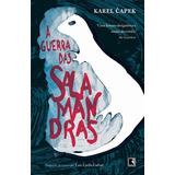 Livro A Guerra Das Salamandras De Karel Capek