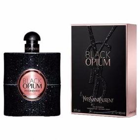 Perfume Black Opinum Yes Saint Laurent Edp 90 Ml