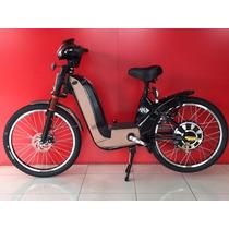 Bike Sport Elétrica De 350 W 48 V Com Alarme