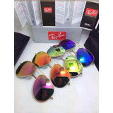 Lentes De Sol Ray Ban Aviator Rb 3025 58mm Originales