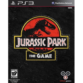 Jurassic Park The Game Ps3