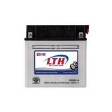 Bateria Para Moto Cb16-clb Lth 6 Meses De Garantia