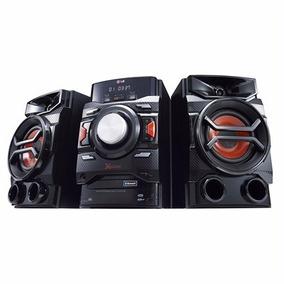 Mini System Cm4350 X Boom Pro Mp3 2 Usb Multi Bluetooth Lg