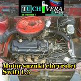 Caja Motor Repuesto Chevrolet Swift 1.3