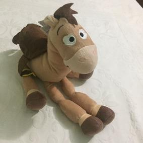Boneco Pelucia Coleção Toy Story Bala No Alvo Original 38cm