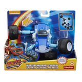 Fisher Price Blaze Vehiculos Articulables Crusher Supertrans