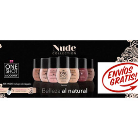 Coleccion Nude Nail Factory