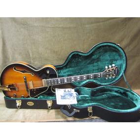 Guitarra Ibanez Gb 10 Brown Sunburst C/ Case Nova
