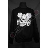 Buzo Marilyn Manson - Totenkopf / Mickey Mouse