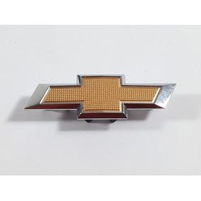 Emblema Volante Orig Gm Gravata Dourada Agile Montana Prisma