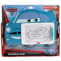 Fisher-price Kid-tough Doodler Cars 2 Mcmissile Doodle Pad