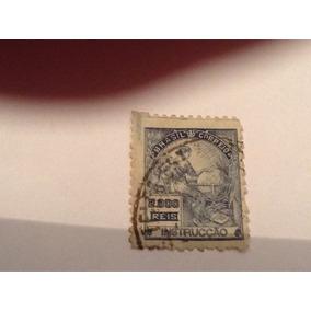 Serie Vovo 1921/40 2000 Reis Instrucao
