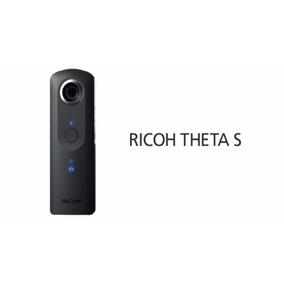 Camera Original Ricoh Theta S Camera 360 Frete Gratis Nf