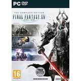 Final Fantasy Xiv Edición Completa En Línea (pc Dvd) (uk Im
