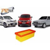 Filtro Ar Motor Mahle - Fiat Uno Way 1.0 8v Evo Flex 2013