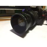 Gran Angular Macro 52mm 0.45xlente Para Canon Nikon