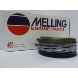 Juego Anillos Chevrolet 262 / Ford 300 Melling 020 Grueso