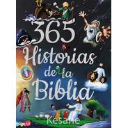 Libro 365 Historias De La Biblia Cuentos Infantiles P/ Niños