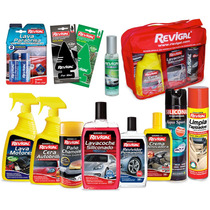 Kit Lavado 12 Productos Revigal + Bolso