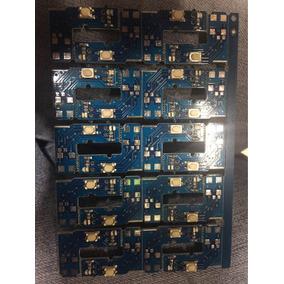 Kit Com 5 Botões Power Ps2 Modelo 70000 E 90000